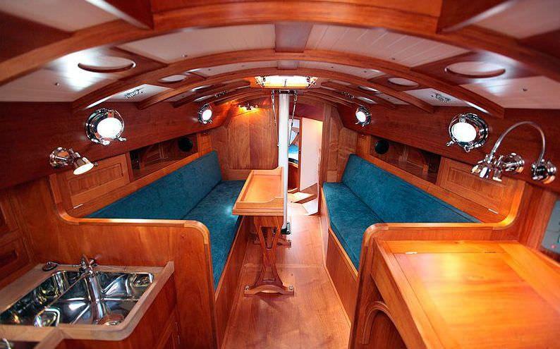 Classic Wooden Yachts Cerca Con Google BoatsYachts
