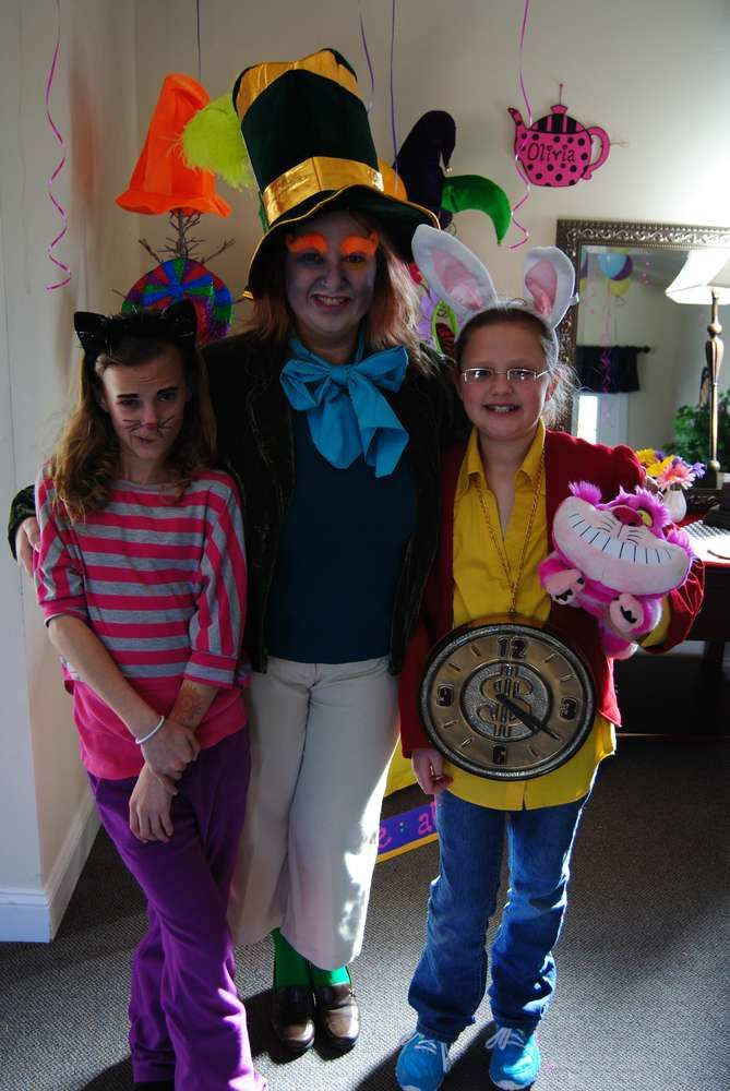 Alice in Wonderland Birthday Party Ideas | Photo 10 of 23 | Catch My Party