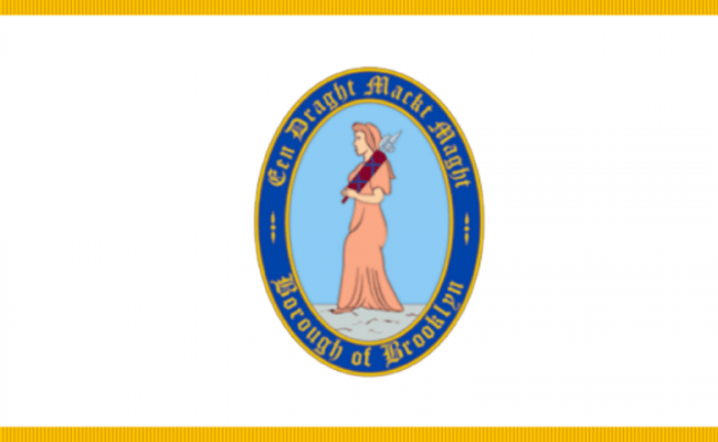 The Meaning Behind Every New York City Borough Flag 6sqft Flag City Flags New York City
