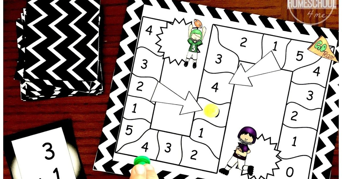 FREE Addition and Subtraction within 5 Game - This printable math ...