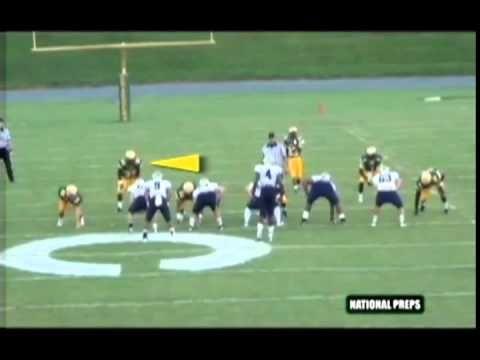 Quinton Patterson 6 0 225 Linebacker Shelby Nc Crest Hs