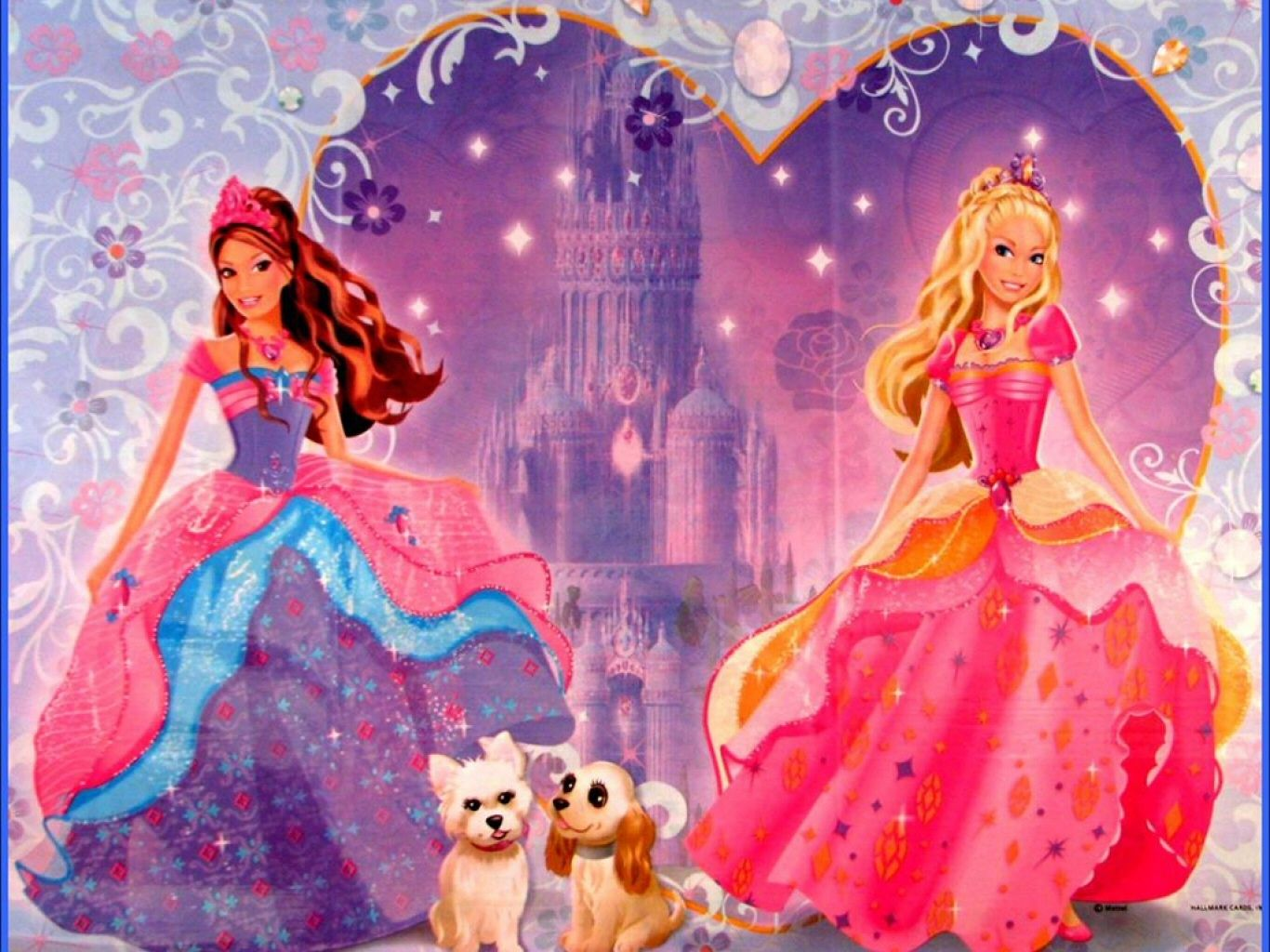 Barbie Animated Wallpapers wallpaper hd