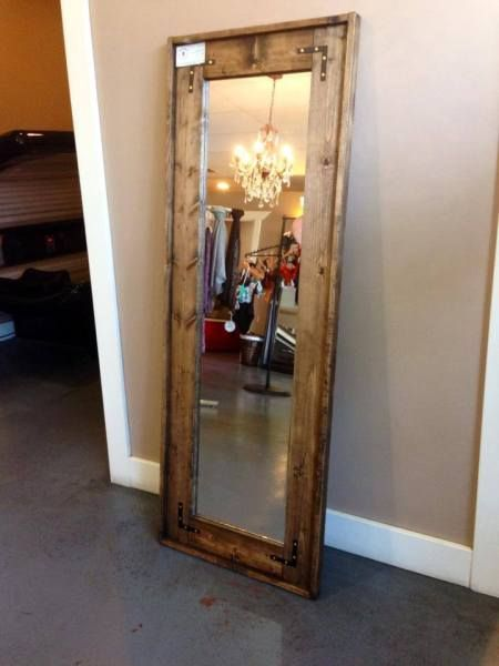 Rustic Full Length Mirror From Kregjig Ning