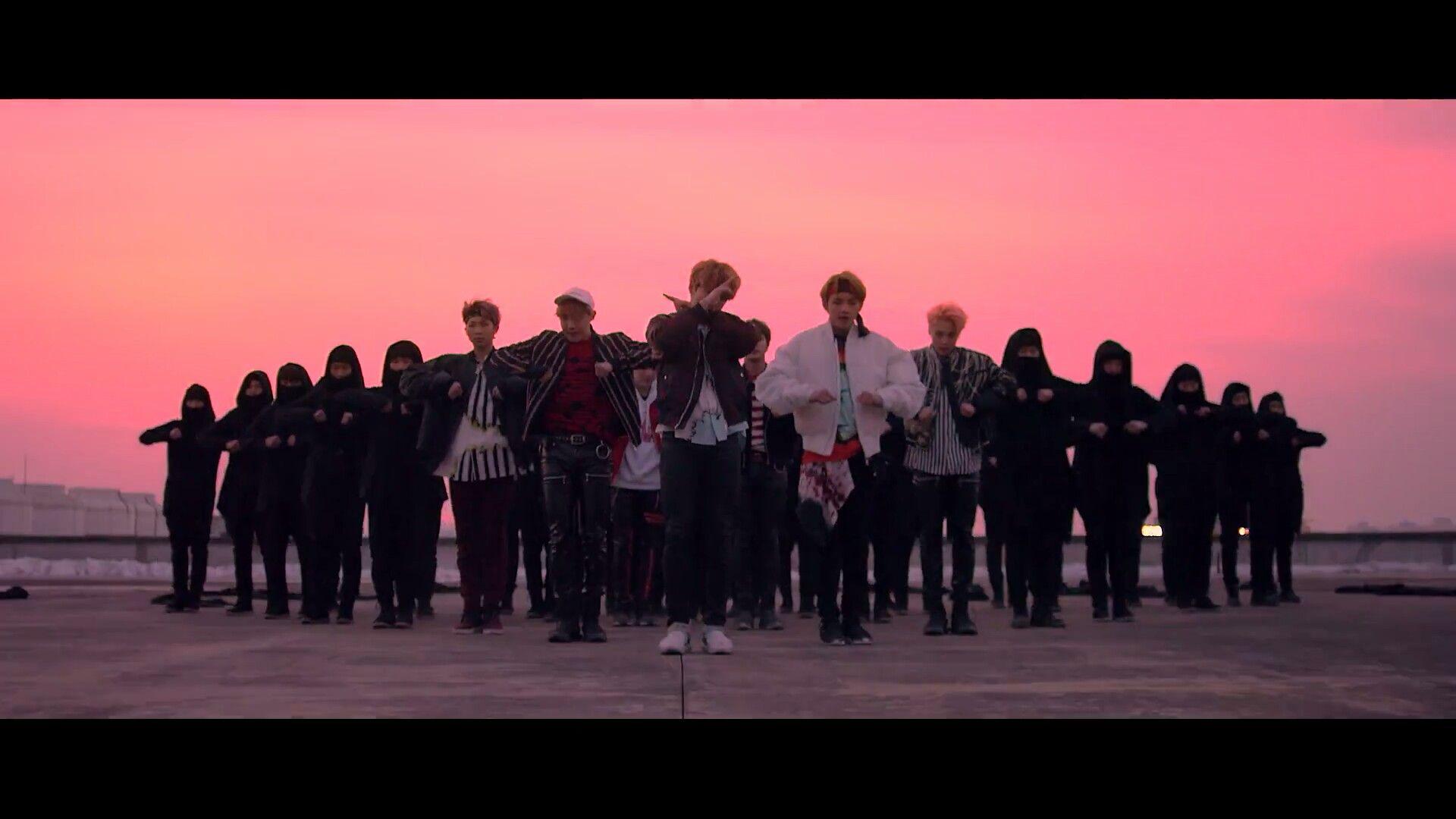 BTS 'Not Today' MV ❤ #BTS #방탄소년단
