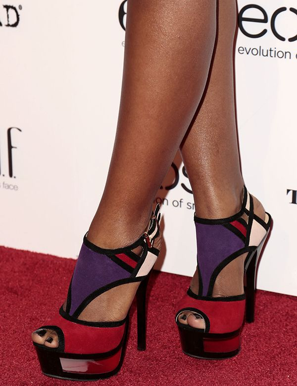"Who Has the Sexiest Heels at OK! Magazine's ""So Sexy"" Event?"