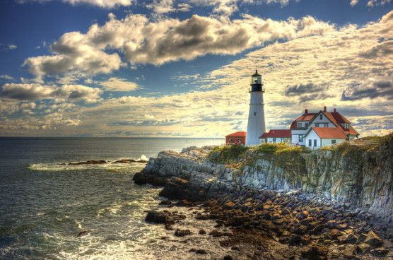 July The Portland Head Lighthouse In Portland Maine Photo By Randy Pertiet Flickr