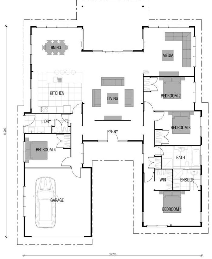 Timber Floor Plans: Home Building, Wooden Floor & Timber Frame House Plans New