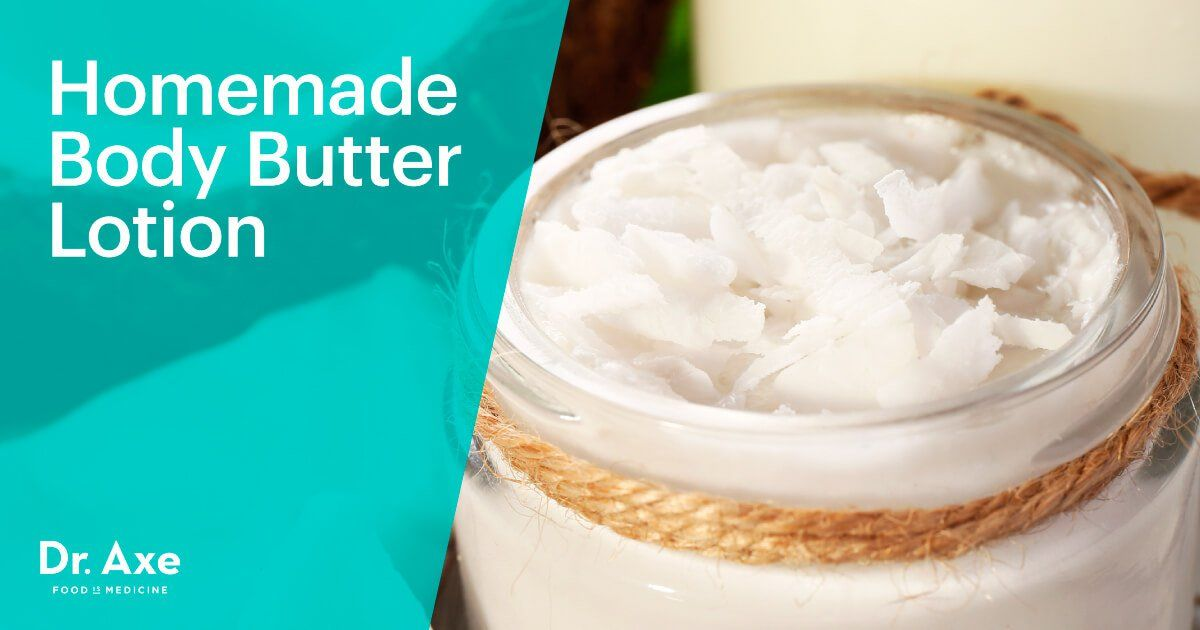 Conventional lotions can contain harmful chemicals! Instead,try this homemade body butter lotion! It's easy to make,cost effective and great for your skin