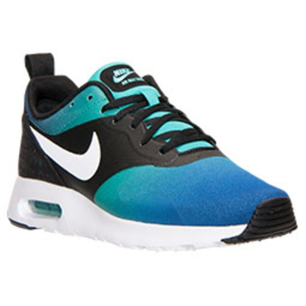 Men's Nike Air Max Tavas Print Running Shoes Finish Line kicks