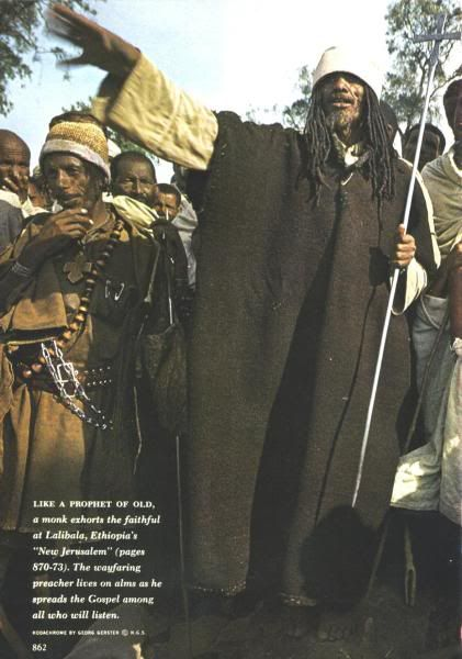 Eremita , Monge, Bahitawi , ETIÓPIA