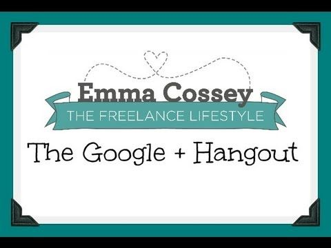 Emma Cossey and Rosie Slosek chat about Freelance Marketplaces