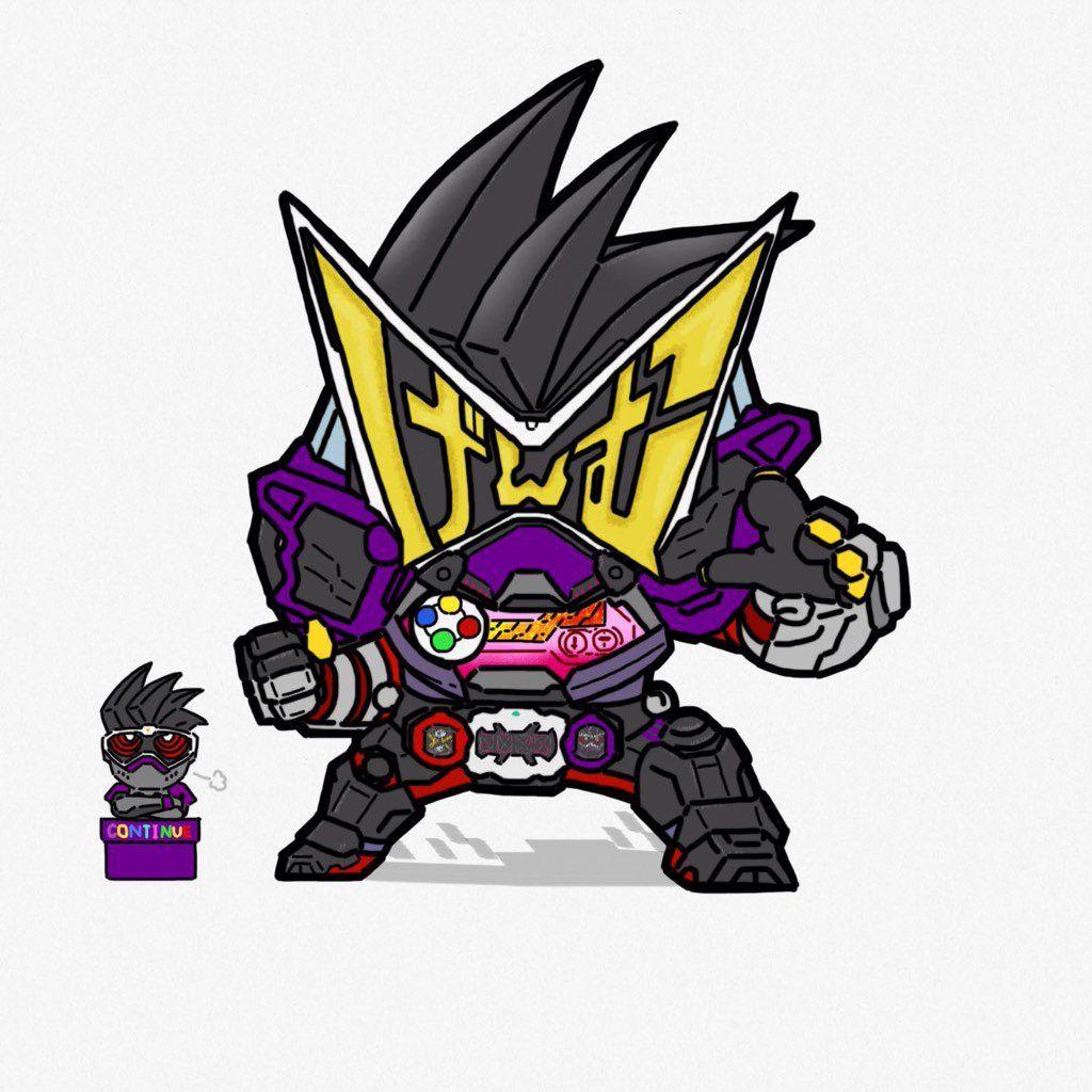 Kamen Rider Geiz Genm Armor | Kamen rider | Kamen rider