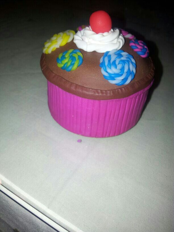 Cupcake joyero