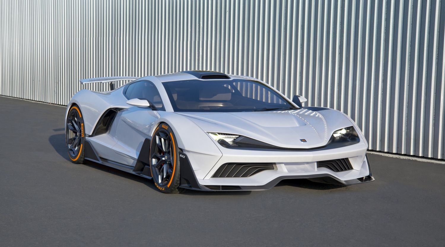 Aria FXE Hybrid Supercar.. t\'s the first hybrid supercar from the US ...