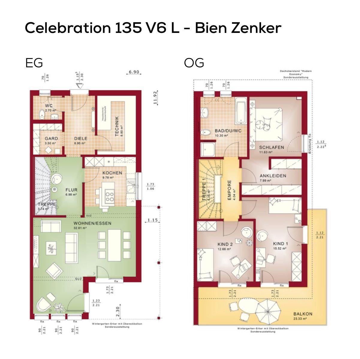 Grundrisse Doppelhaus Schmal Mit Pultdach Architektur