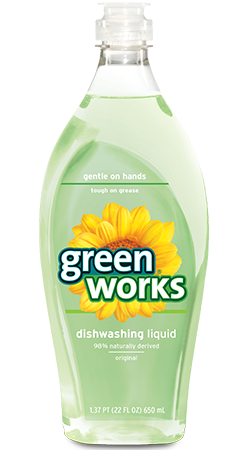 Dishwashing Liquid Green Works Natural Dish Soap Natural Dishwashing Liquid Dishwashing Liquid