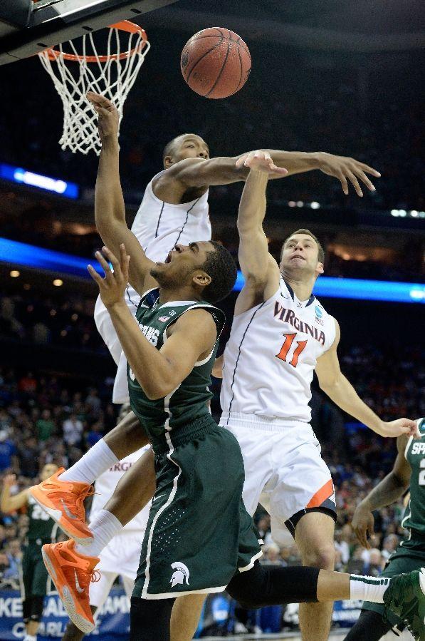 Evan Nolte Pictures Virginia Cavaliers ESPN Uva