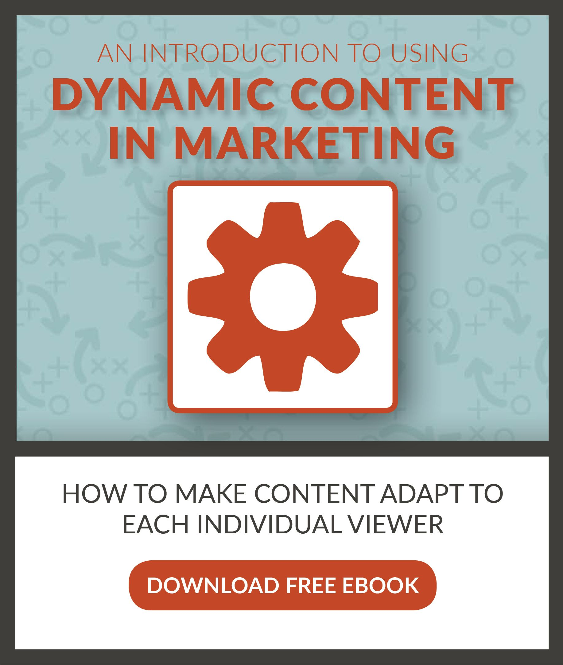 An Introduction To Using Dynamic Content In Marketing