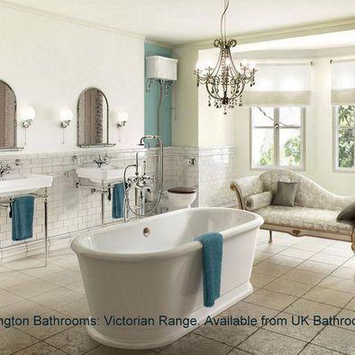 I wish my bathroom was a little bigger.