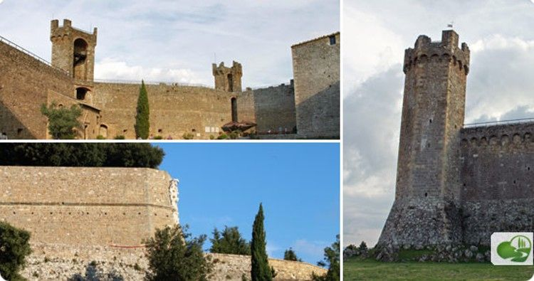Montalcino's Rocca