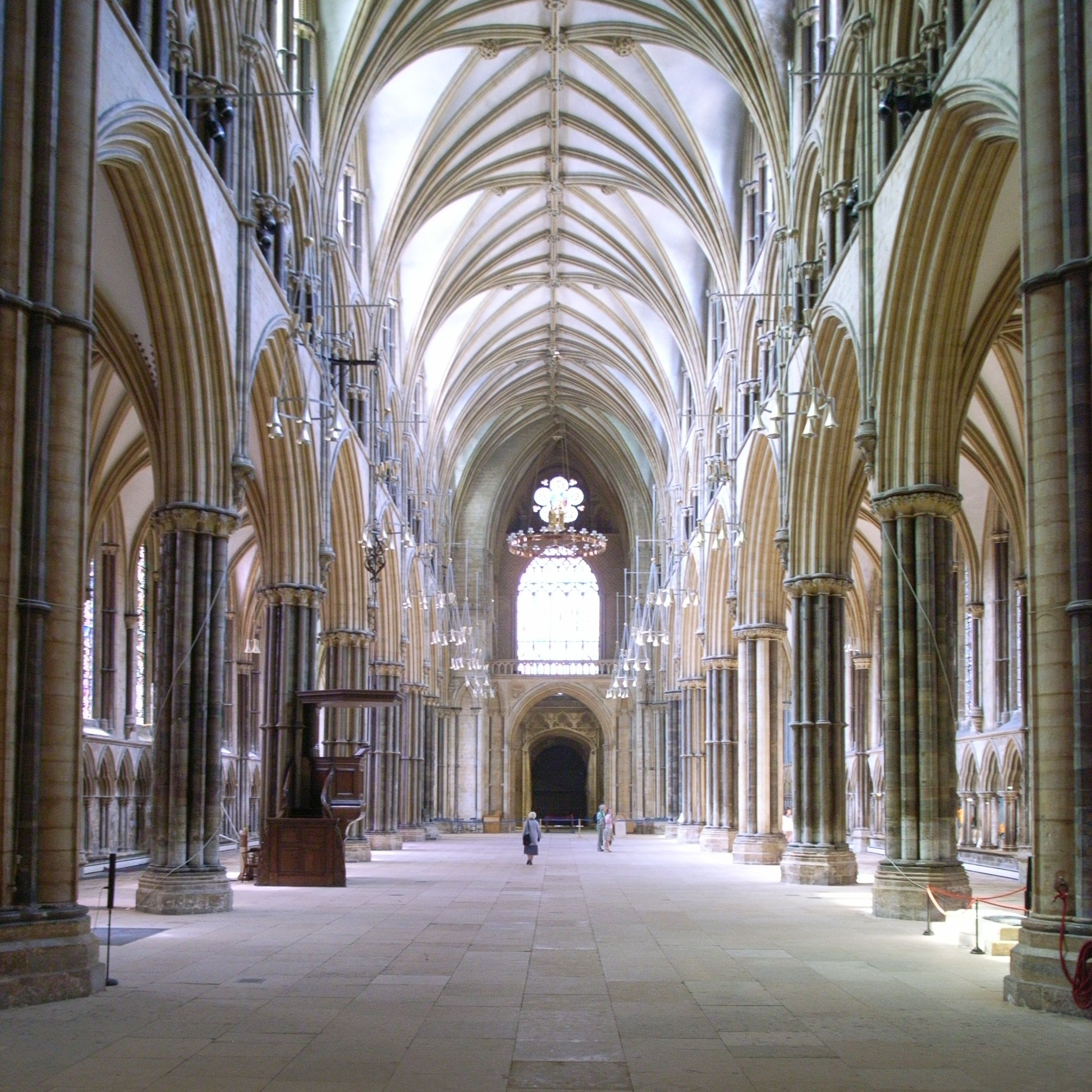 Lincoln Cathedral Interior