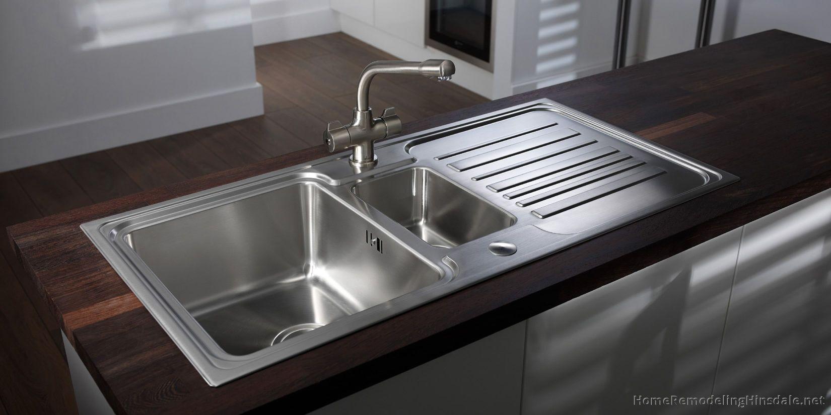 Schön Drop In Küchenspülen Bilder - Ideen Für Die Küche Dekoration ...
