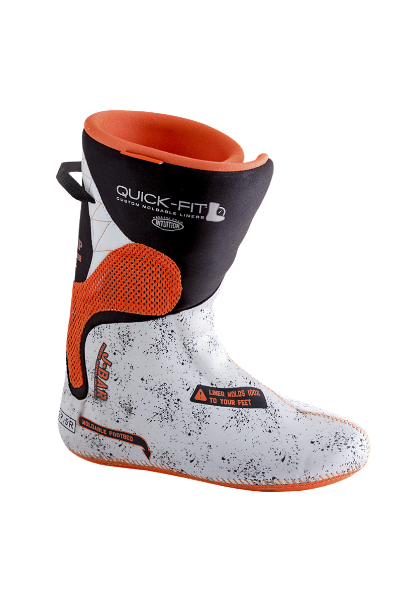 Full Tilt Pro Liners 2018 Ski Boot Liners Available At Basin Ski Boots Design Full Tilt Boot Liners