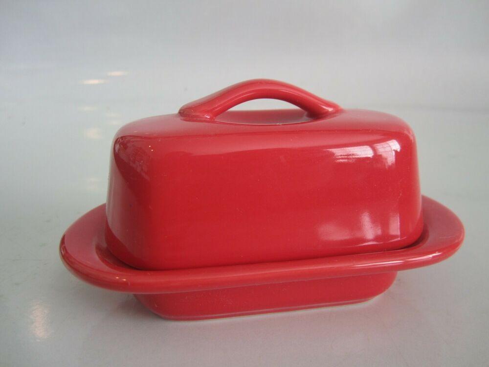 Chantal Ceramic Mini 1/2 Stick Butter Dish