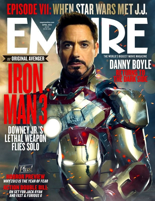 IRON MAN Poster Magazine Covers And Images IRON MAN Stars - Magazines look superheroes real