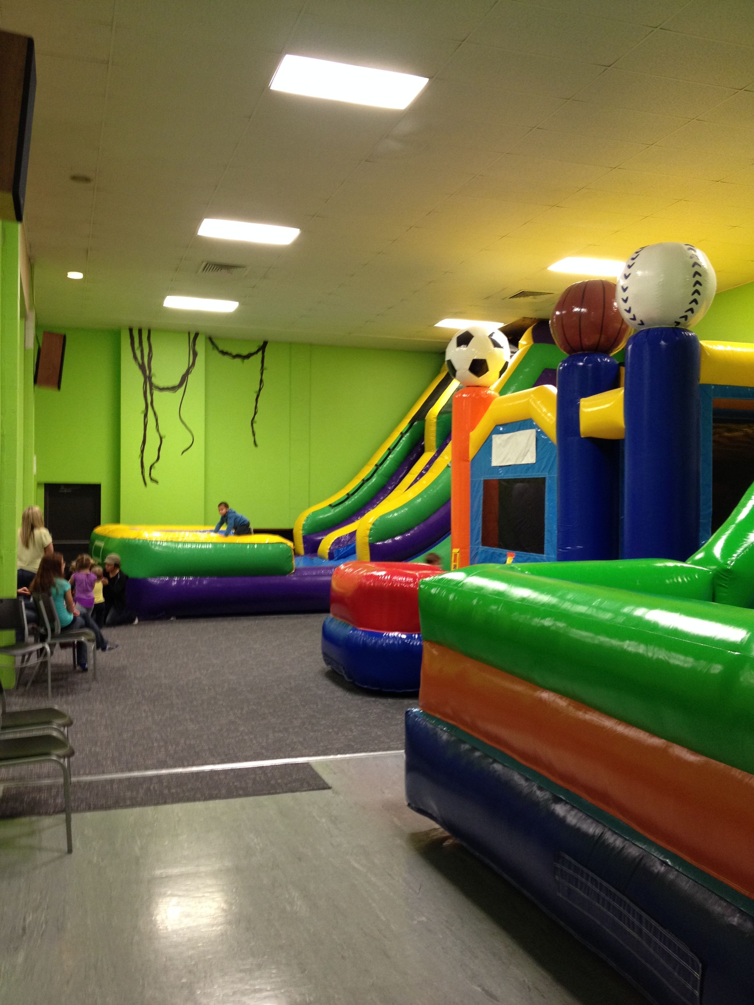Jump N Party Spokane S Leading Birthday Party Place Birthday Party Places Party Places Kids Party
