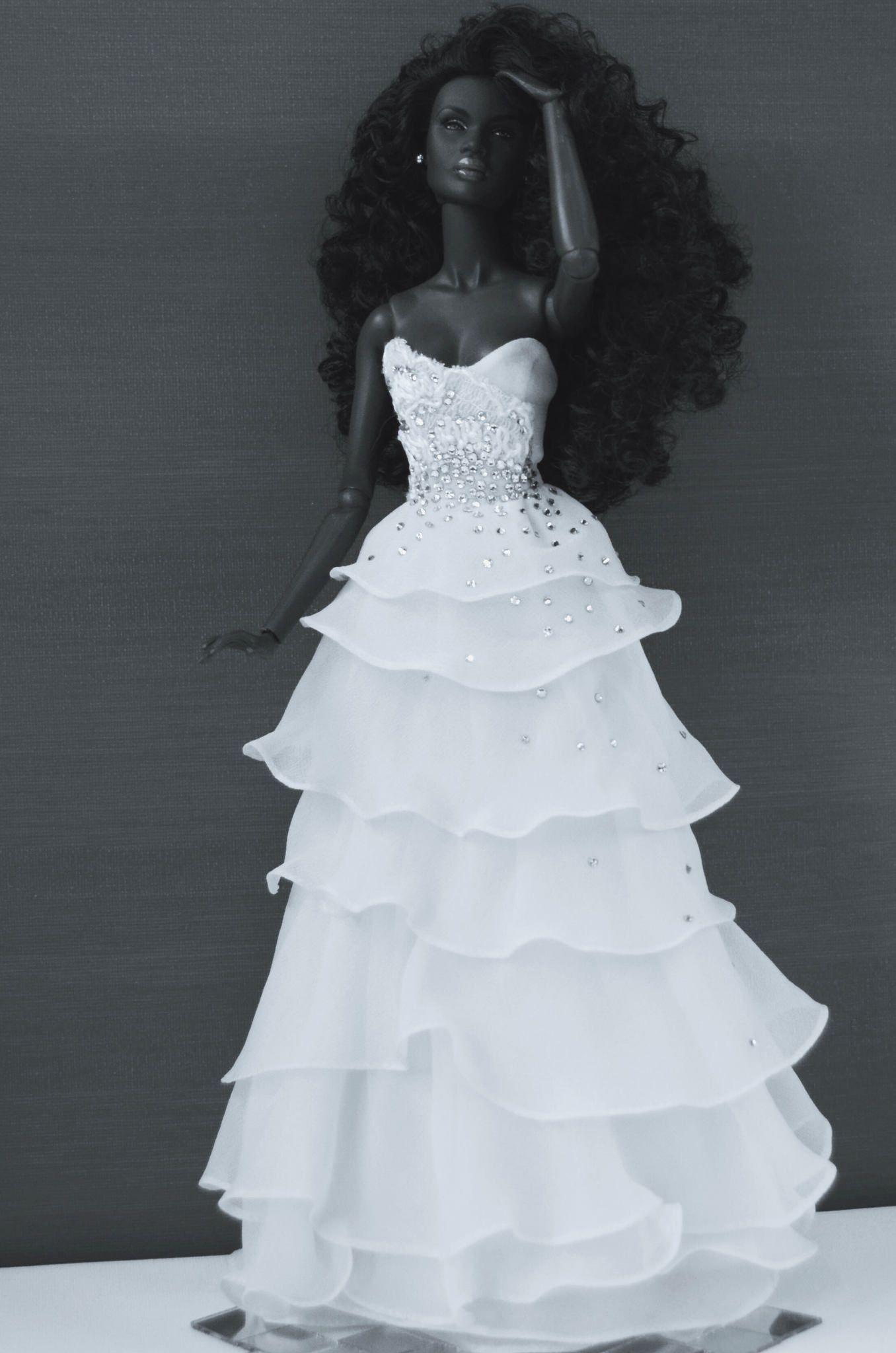 Black and white Nadja | Maquillaje