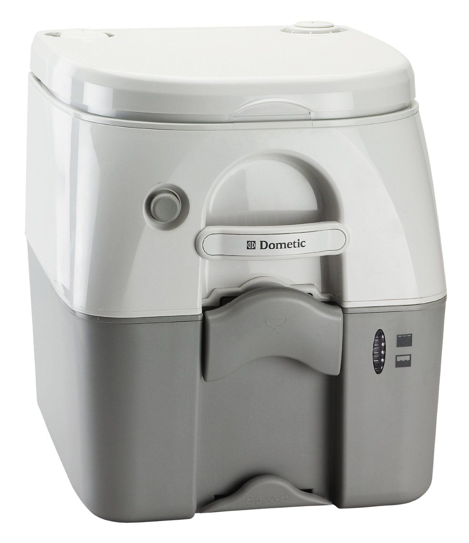 Dometic 301097606 Portable Toilet 970 Series Porta Potti 5 Gal Portable Toilet Camping Toilet Toilet