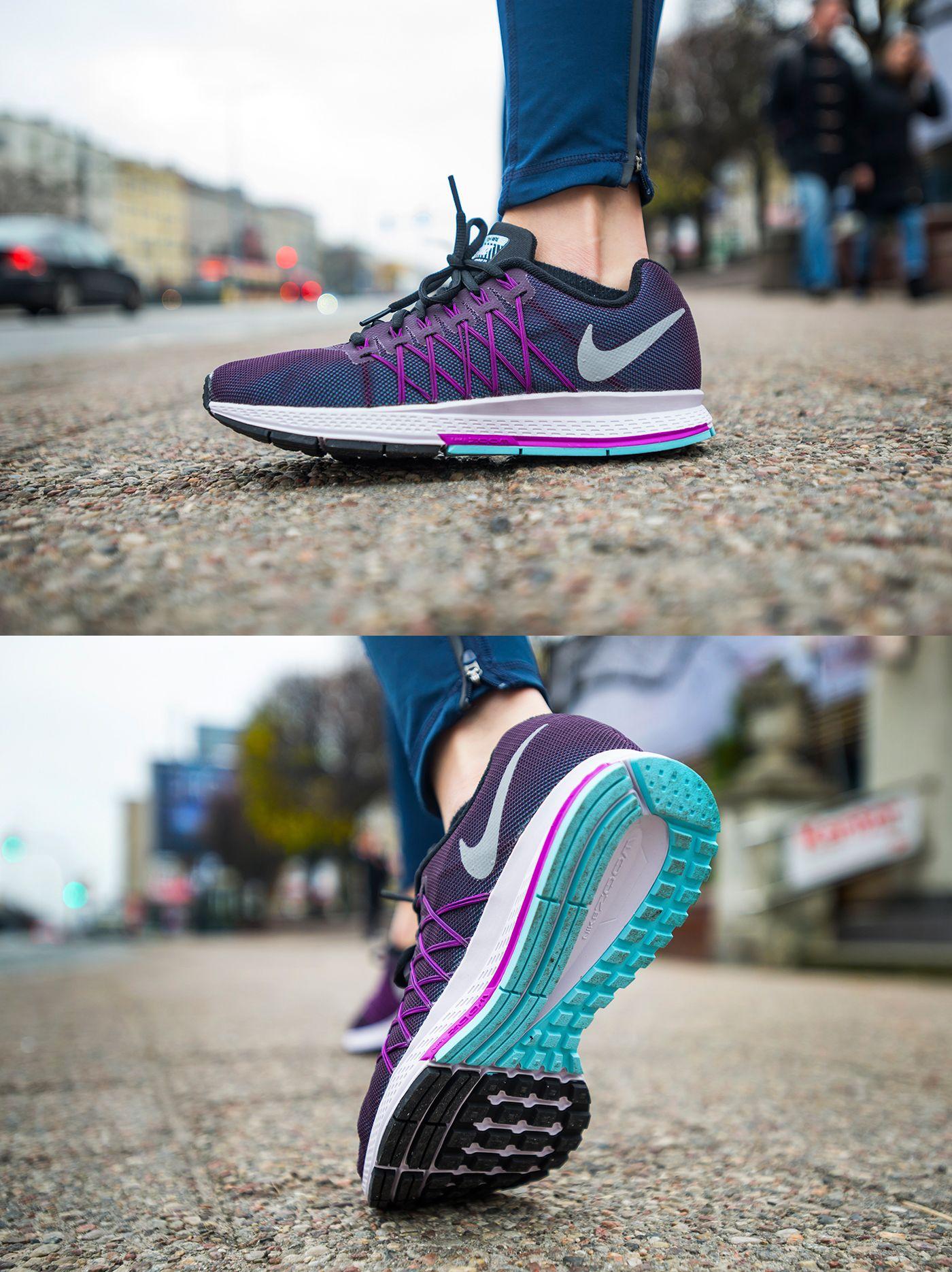 Buty do biegania Nike Wmns Air Zoom Pegasus 32 Flash W #sklepbiegowy ...