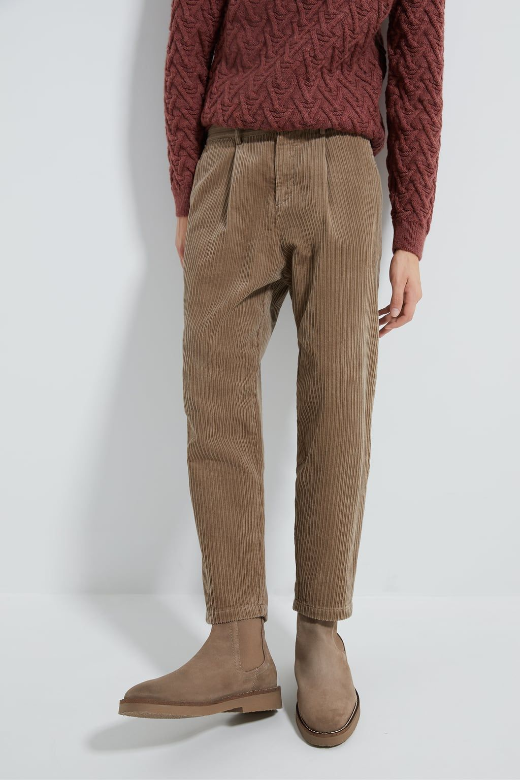 أو كنز في معظم الحالات Zara Mens Pleated Trousers Costaricarealestateproperty Com