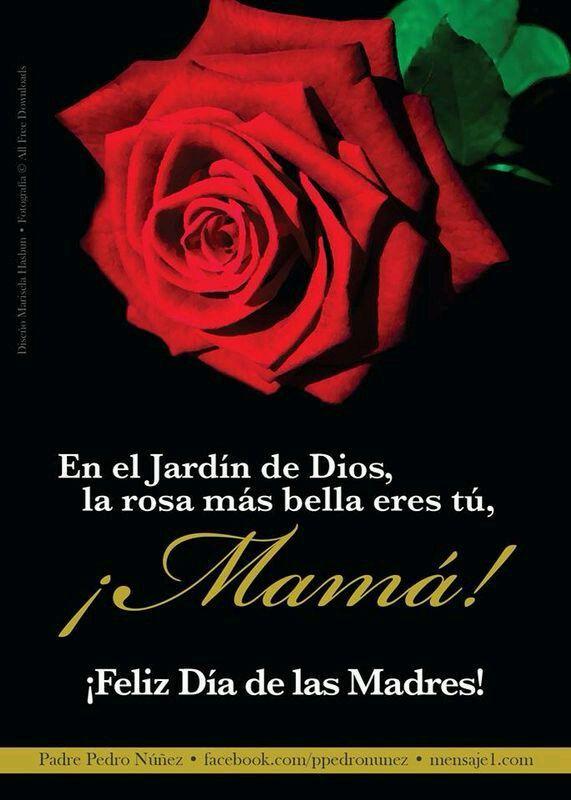 Pin De Kattya Serracin En Mother S Day Feliz Día De La Madre Dedicatorias Para Mama Texto De Feliz Cumpleaños