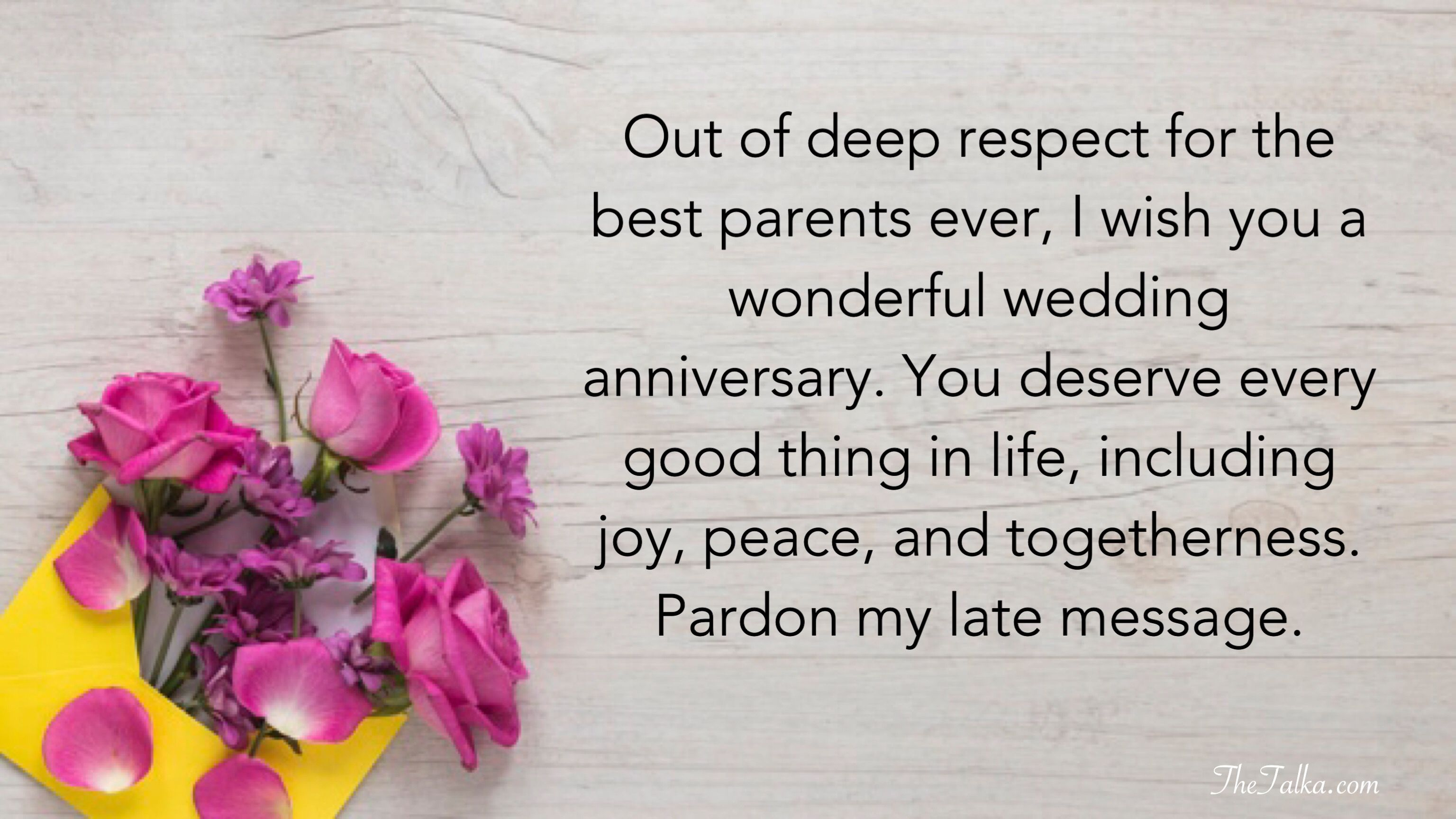 Belated Anniversary Wishes Belated anniversary wishes