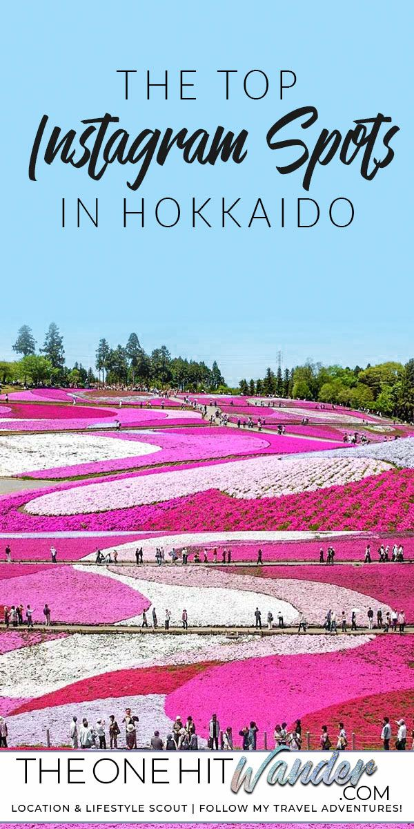 The Top Instagram Spots in Hokkaido   The most instagrammable places in Hokkaido, Hokkaido, travel, nstagram, Japan, 北海道, 日本, instagrammable spots, instagrammable places, travel Japan, The One Hit Wander, Travel Blog