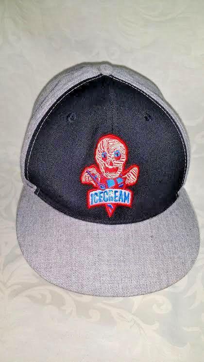 15686e652d96c Billionaire Boys Club Ice Cream Snapback Hat Cones and Bones Skull Pharrell  Cap…