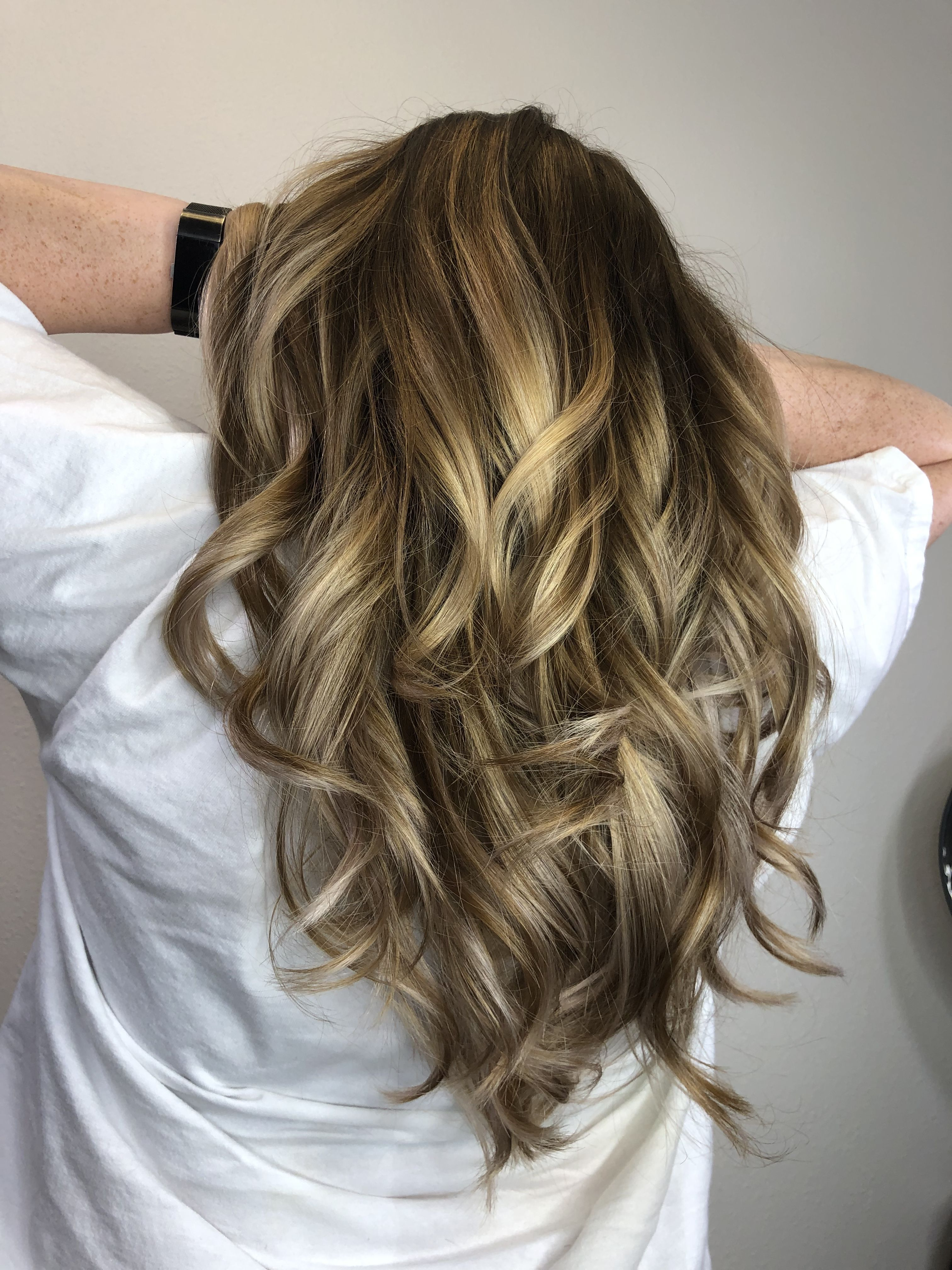 Neutral Balayage Long Hair Styles Balayage Hair Styles