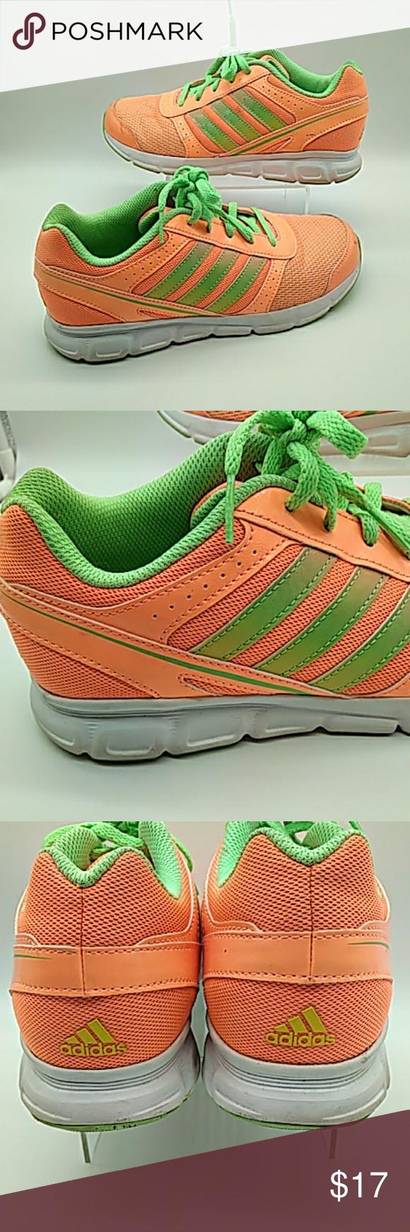 adidas ortholite orange