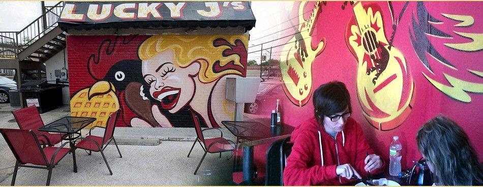Lucky J's Food Truck Austin, TX Austin Best places
