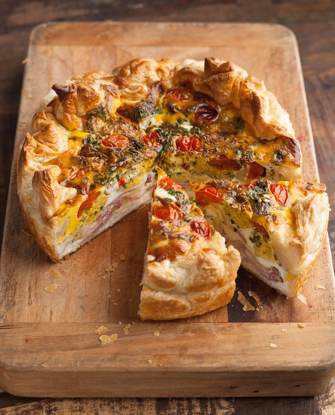 From Pie 80 Pies And Pastry Delights By Dean Brettschneider Ricotta Pie Recipes Egg Pie
