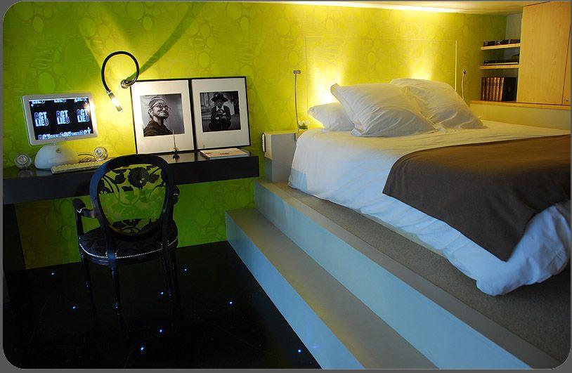 Ado Style Chambre D Hote Design A Nantes Chambre Chambre Hotel Chambre D Hote