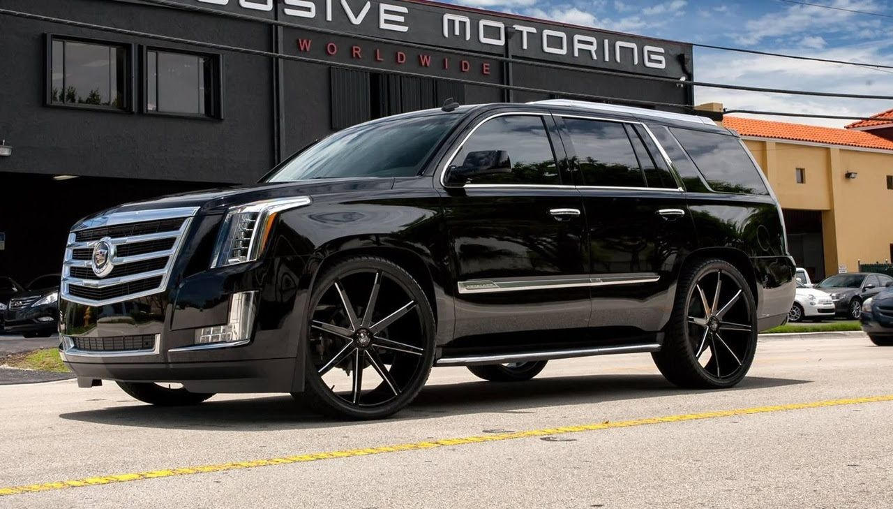 hennessey supercharged escalade vehicles cadillac upgrade