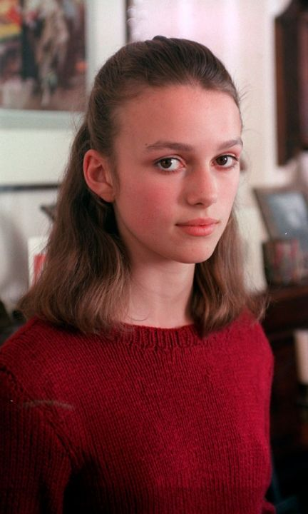 Keira Knightley young ...