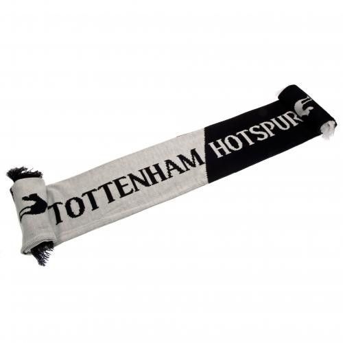 Tottenham Hotspur FC Official Football Jacquard Bar Scarf