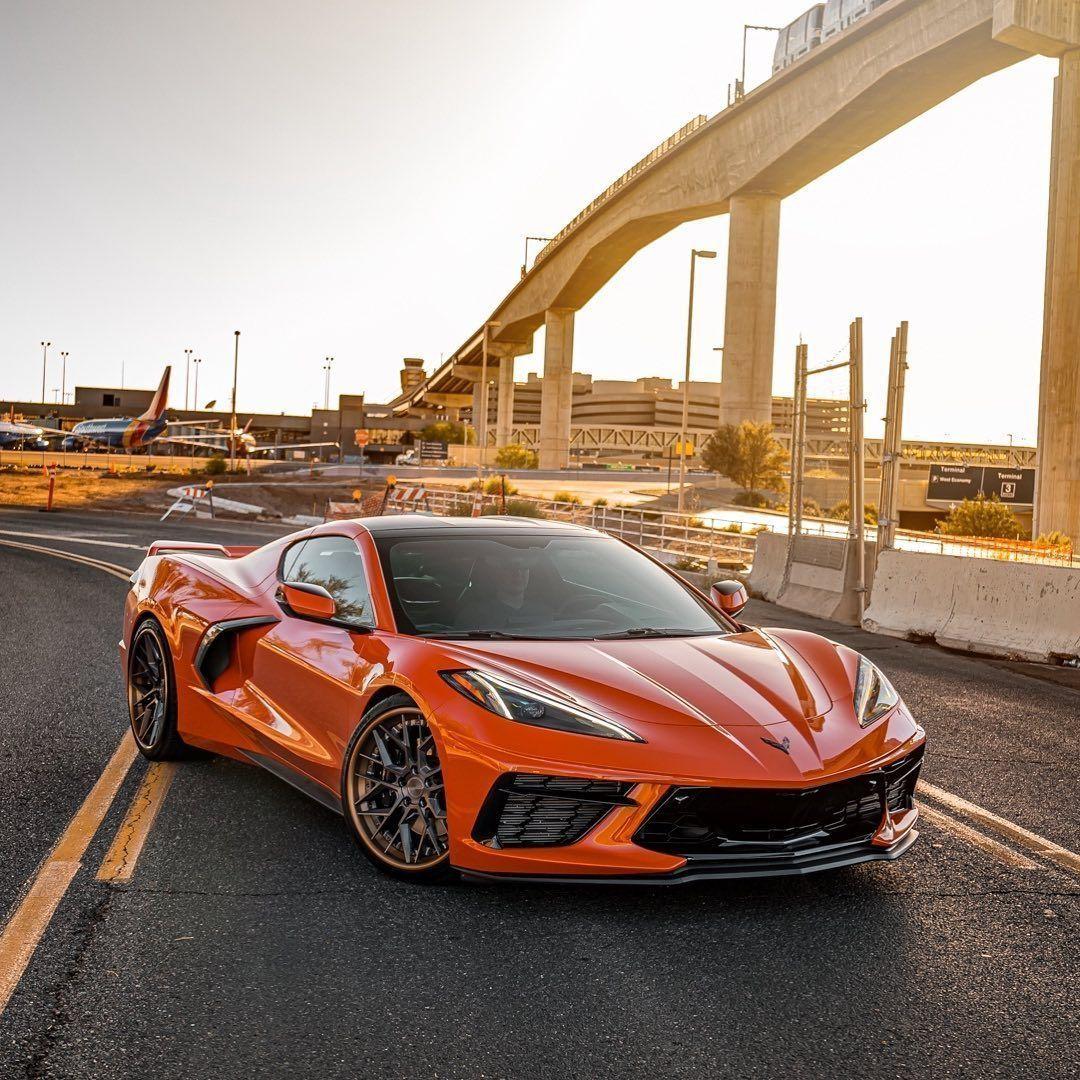 C8 2020 Mid Engine In 2021 Corvette Chevrolet Corvette Chevy Corvette