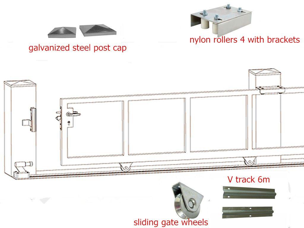 Hot Item Sliding Guide Wheel D Track For Sliding Door Roller U Y Grooves Sliding Door Rollers Sliding Doors Sliding Gate