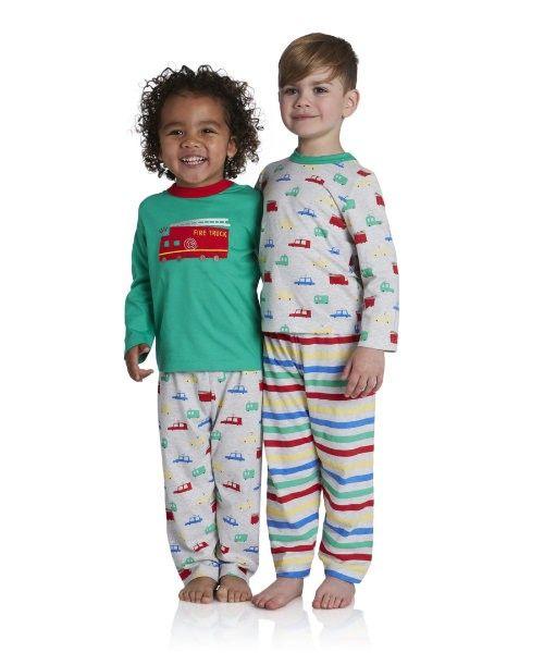 29b7954dc Mothercare Pijamas camión verde - Pijamas niño y niña (1,1/2 a 8 años) -  Moda infantil - Mothercare.