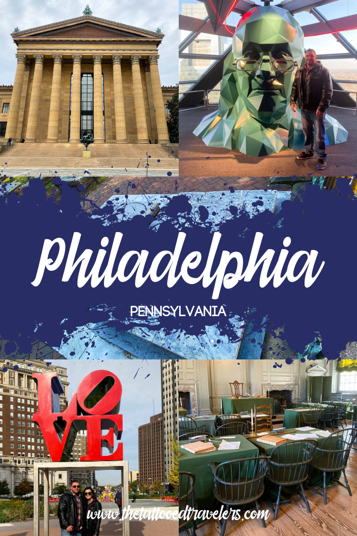Ultimate City Guide Of What To Do In Philadelphia in 2020